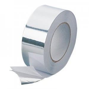 Fita Aluminio 50Mm (Rolo)