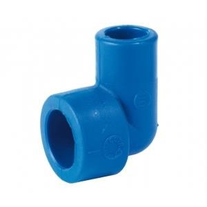 Joelho Ppr Azul M/F 90º 20*20
