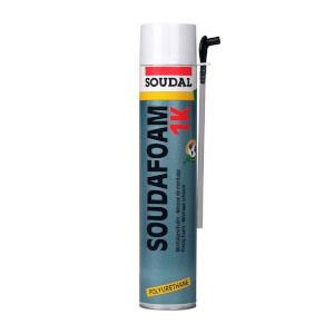 Espuma  Soudal Poliuretano Manual 750Ml