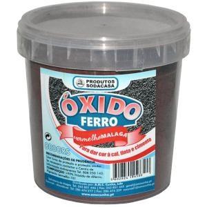 Oxido Ferro Vermelho Malaga 800Grs