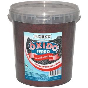 Oxido Ferro Vermelho Malaga 4.5Kg