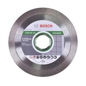 DISCO DIAMANTE CERAMICA 115MM BOSCH
