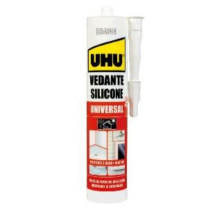 UHU - SILICONE UNIVERSAL BR 280ML