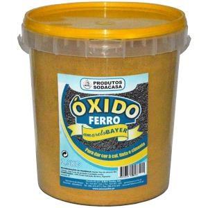 OXIDO FERRO AMARELO 2.5KG