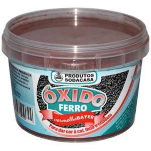OXIDO FERRO VERMELHO BAYER 1.5KG
