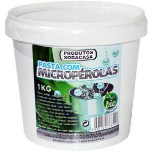 Pasta Lava-Mãos C/ Microperolas (1Kg)