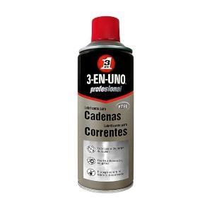 Lubrificante Correntes Spray 3 Em 1 -250Ml