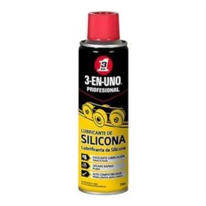 Lubrificante Silicone Spray 3 Em 1 -250Ml
