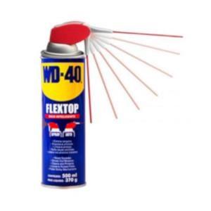 Spray Lubrificante Wd-40 500Ml Dupla Acção