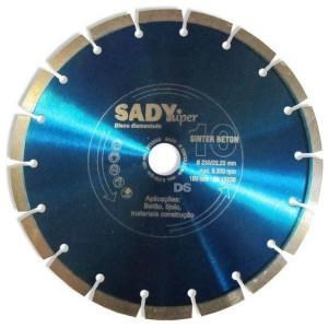 "DISCO DIAMANTE SUPER  ""SADY"" -10MM"