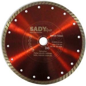 """Disco Diamante Super """"Sady"""" -10Mm"""