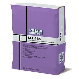 Fassa Sm 485- Autonivelante De Secagem Rapida (3 A 30Mm) 25Kg