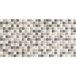 Keratile - Az.25*50 Cube Mix Gris 1ª