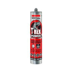 Cola Veda T-Rex Power Branco 290Ml Soudal