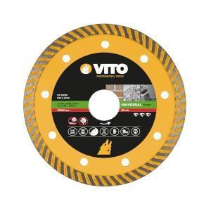 Disco Diamante Turbo Vito