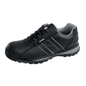 Sapato Biqueira De Aço Pele Kevlar City S1p